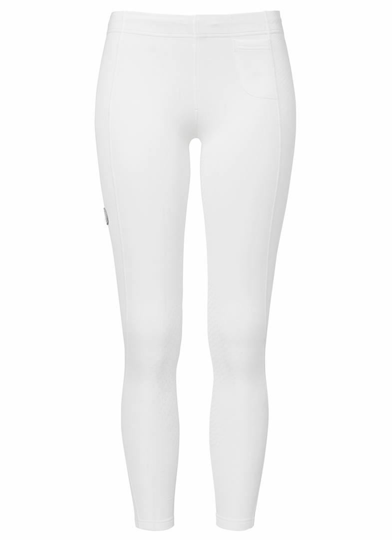 Mountain Horse Compete Tech Tights - Ladies Riding Silicone Grip Breech Eventing