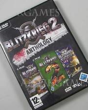 Blitzkrieg 2 II Die Befreiung Das letzte Gefecht = Anthology PC DVD-Box Deutsch