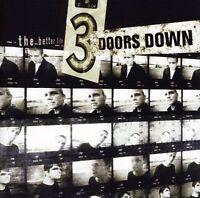 3 Doors Down - Better Life [new Cd] on sale