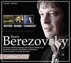 Coffret Boris Berezovsky von Orch.Philharmonique De LOural,Boris Berezovsky (2015)