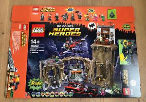 LEGO 76052 DC Comics Super Heroes Batman Leerkarton/Box/Ovp NEU