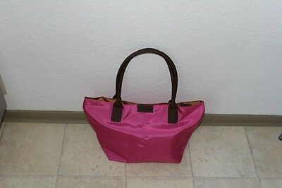 TOM TAILOR Damen Miri Shopper Tasche Schultertasche Handtasche pink