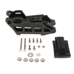 Acerbis Chain Guide Block 2.0 Black for Suzuki RMZ450 2005-2017