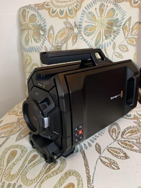 Blackmagic Design Ursa Pl Camcorder Black For Sale Online Ebay