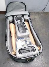 Laerdal Manikin Legs With Case And Accessories No Operational Device
