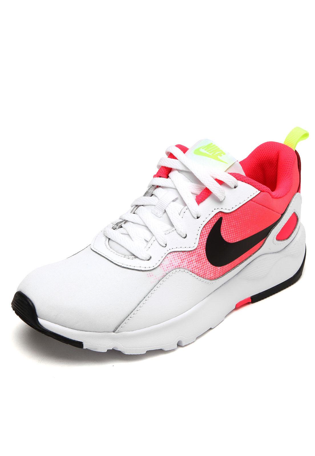 nike nike nike sportswear tennis ld runner chaussures femmes blanc / taille 10 nouveaux 882267-103 rose 32c923