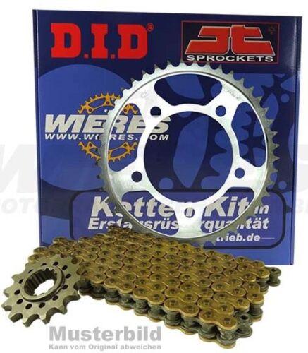 48 für KTM LC4 620 EGS Bj.94-97 DID Stahl Ketten Kit Kettensatz Top 15