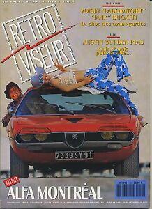 RETROVISEUR-n-59-07-1993-ALFA-MONTREAL-AUSTIN-VAN-DEN-PLAS-TANK-BUGATTI
