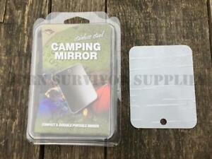 BCB-STAINLESS-STEEL-CAMPING-MIRROR-Unbreakable-Emergency-Signal-Shaving-Wash-Kit