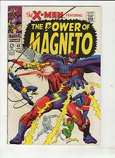 The X-Men #43   VF+  Cents Copy