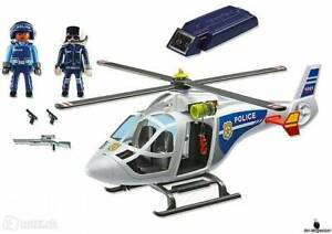 Playmobil-City-action-Police-helicopter-6921-amp-5916