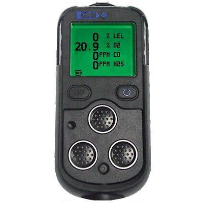 GMI PS200 Détecteur de gaz H2S O2 CH4 Co c//w Chargeur-Diffusion lie