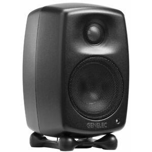 GENELEC G ONE diffusore monitor attivo amplificato x home studio (BLACK) - Italia - GENELEC G ONE diffusore monitor attivo amplificato x home studio (BLACK) - Italia