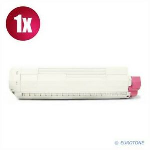 Eurotone Eco Toner Magenta for Oki C-9600-DN C-9650-HDTN C-9800-HDTN C-9650-N