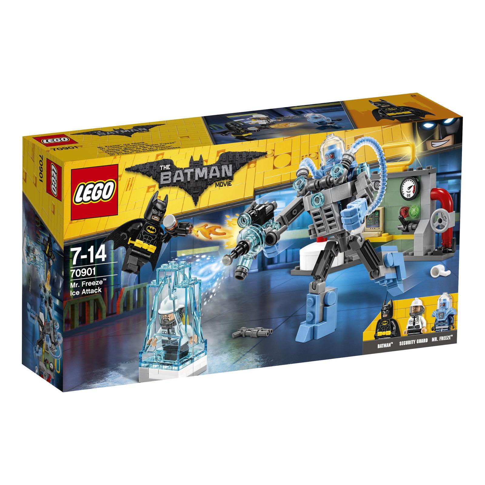 Lego Batman Película 70901  mr. Freeze ataque De Hielo-Totalmente Hielo-Totalmente Hielo-Totalmente Nuevo  moda clasica