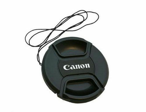 Replacement 58mm Snap-on Front Lens Cap/Cover For Canon EOS 550D 650D 600D 1100D