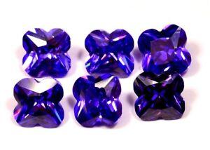 23-30-Ct-AAA-Natural-Purple-Zircon-Diamonds-Ring-Use-Plum-Cut-VVS-Loose-Gems