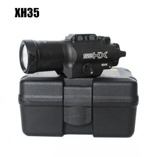 XH35 Ultra High Weapon Light 1000 Lumens Flashlight Brightness /& Strobe Adjust