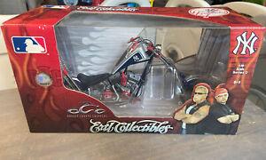 ERTL New York Yankees 1:10 Chopper Motorcycle Orange County Choppers Diecast