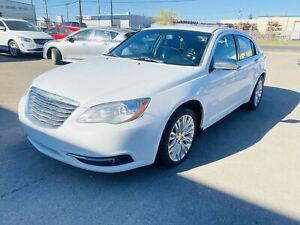 2013 Chrysler 200 Limited, Clean Car, Factory Starter, 6 Months Warranty
