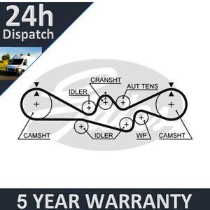 Gates-Timing-Belt-For-Subaru-Impreza-1993-00-Legacy-1989-99-5Yr-Warranty-G2647
