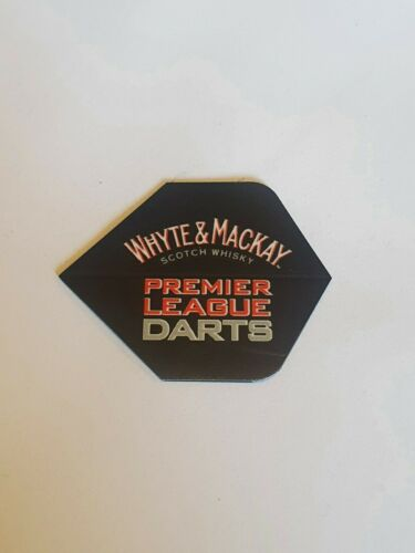 Rare Whyte And Mackay Premier League Dart Flights Made By Unicorn Darts