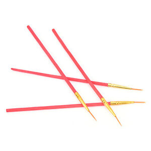 Red-10X-Set-Fine-Hand-painted-Thin-Hook-Line-Pen-Drawing-Art-Pens-Paint-Brush-FT