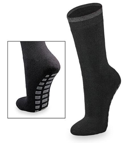 2 bis 10 Paar ABS Socken Anti Rutsch Damen Herren Noppen Stoppersocken Gr 35-46