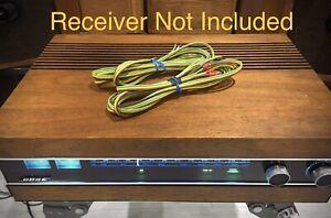Bose-Spatial-Control-Receiver-901-Lautsprecherkabel-3-Dirigent-Paar-2-NEU