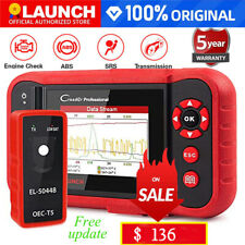 Launch Crp123 Abs Srs Check Engine Obd2 Scanner Code Reader Car Diagnostic Tool