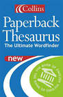 Collins Paperback Thesaurus by HarperCollins Publishers (Paperback, 2001)