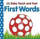 First Words by DK (Board book, 2008)