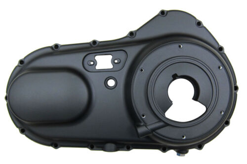 OEM # 25307-06 Repl Wrinkle Black Outer Primary Cover Fits Sportster 2006-UP