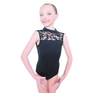 a206207926a4 Image is loading Adult-Girls-Ballet-Leotard-Practise-Sleeveless-OpenBack- Dance-