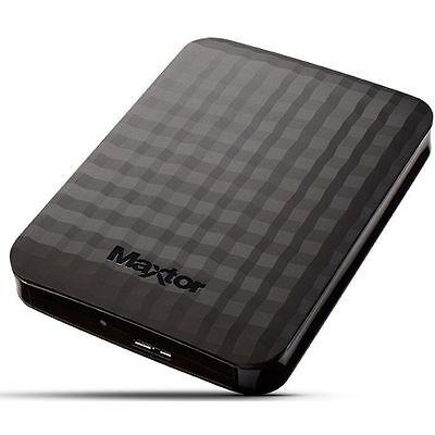 HARD DISK ESTERNO 2,5 USB 3.0 2TB 2000GB MAXTOR (SEAGATE-SAMSUNG) AUTOALIMENTATO