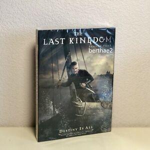 The-Last-Kingdom-Season-4-Four-DVD-Region-1-Brand-New-Fast-Free-Shipping