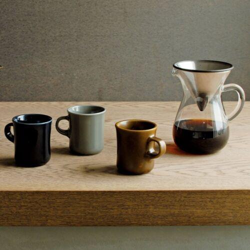 KINTO SCS Mug Cup 400ml 0.4L Navy 27642 Porcelain MADE IN JAPAN
