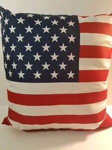 BRAND-NEW-AMERICAN-FLAG-OUTDOOR-INDOOR-TOSS-PILLOW-16in-x16in