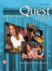 Quest: Introduction to Listening and Speaking with Audio CD by Laurie Blass (Mixed media product, 2006)