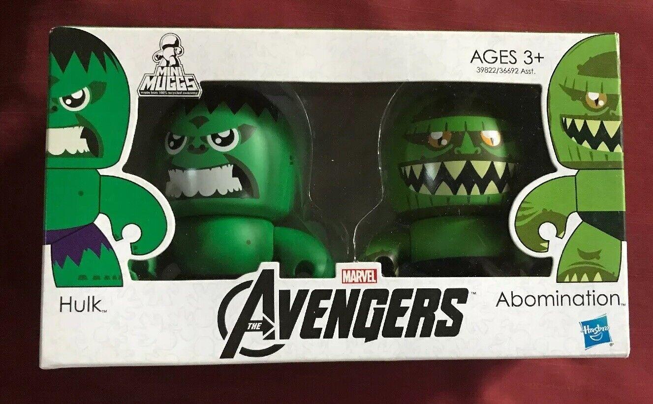 Abomination Brand New Mighty Heroes Hasbro AVENGERS MINI MUGGS The Hulk