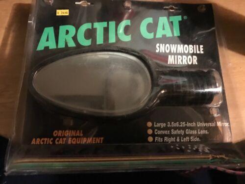 New OEM 1980-2000s Arctic Cat Teardrop Mirror Kit Snowmobile 1639-174 0639-363