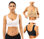 Women-Fitness-Yoga-Stretch-Tank-Top-Seamless-Racerback-Padded-Active-Sports-Bra thumbnail 11