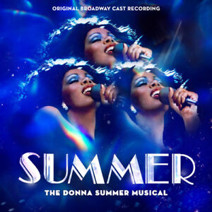 Various-Artists-Summer-The-Donna-Summer-Musical-Various-Artists-New-CD