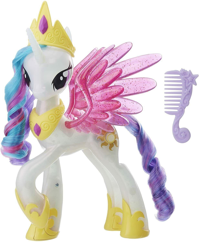 My Little Pony Princess Celestia Fashion Doll Toys For Sale Online Ebay