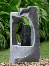 Gartenbrunnen Springbrunnen FoColonnina für Aussen + Innen 87 cm