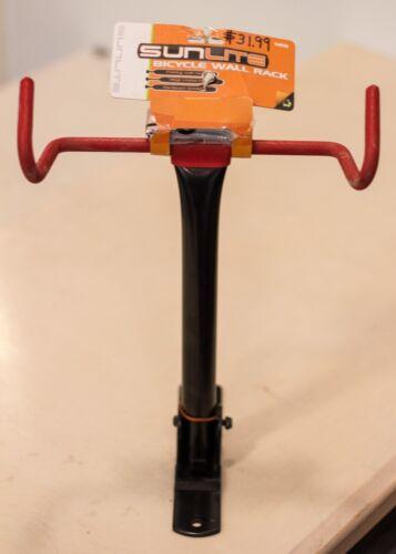 Sunlite Bicycle Wall Rack NOS