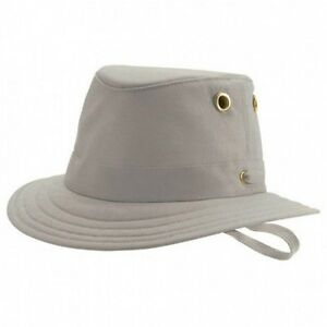 Image is loading Tilley-Cotton-Duck-Hat-T5-Khaki-Olive 30a2136d794