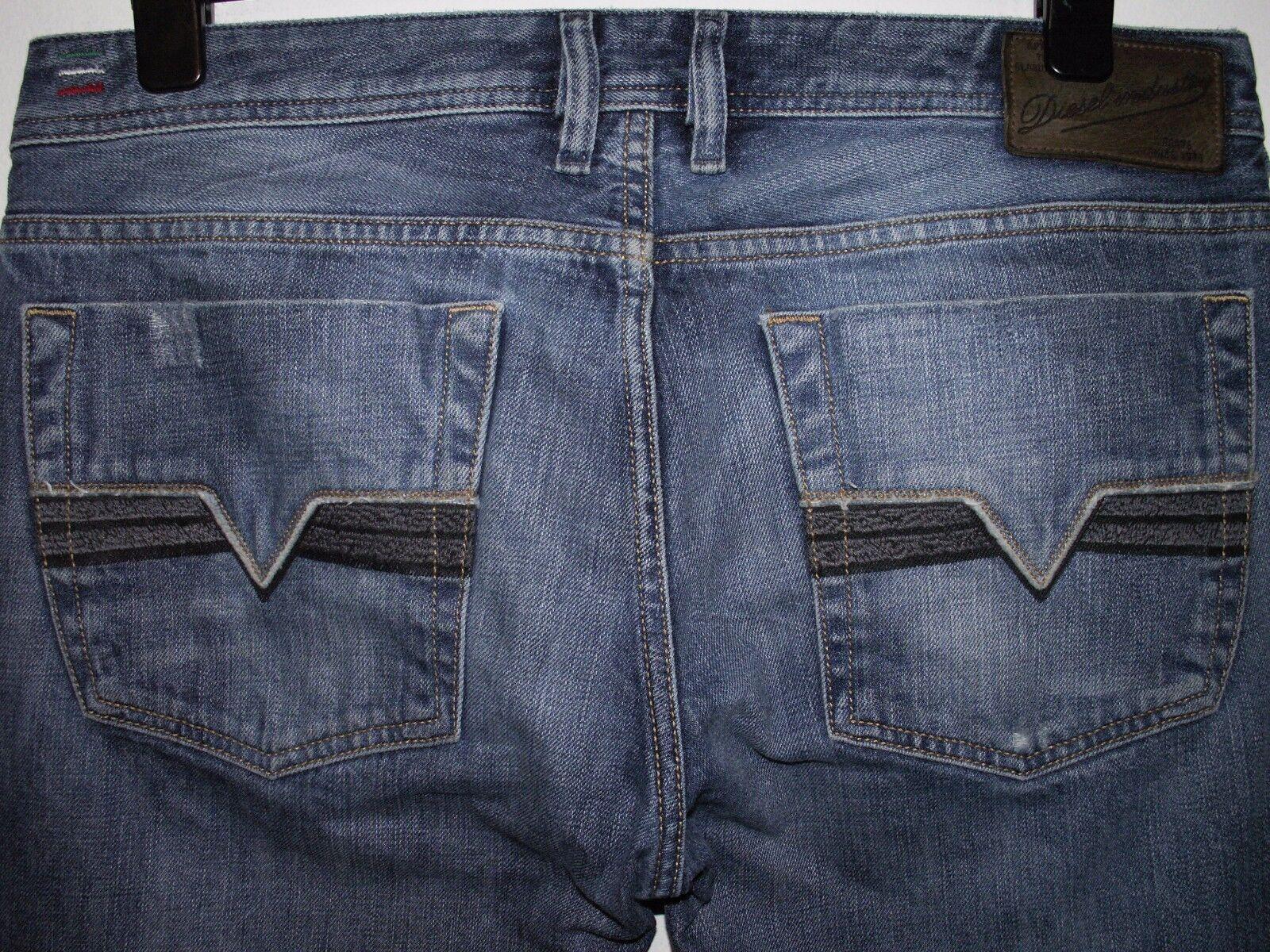 Diesel zatiny bootcut jeans wash 008LD W34 L30 (a2186)