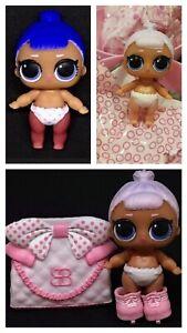 LOL Surprise Dolls Color Change Wave 2 Series 3-004 Confetti Pop GOO-GOO QUEEN