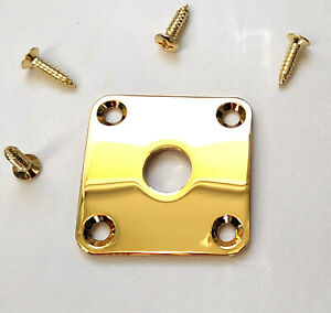 Plaque Input Gold style LesPaul Gibson/Epiphone